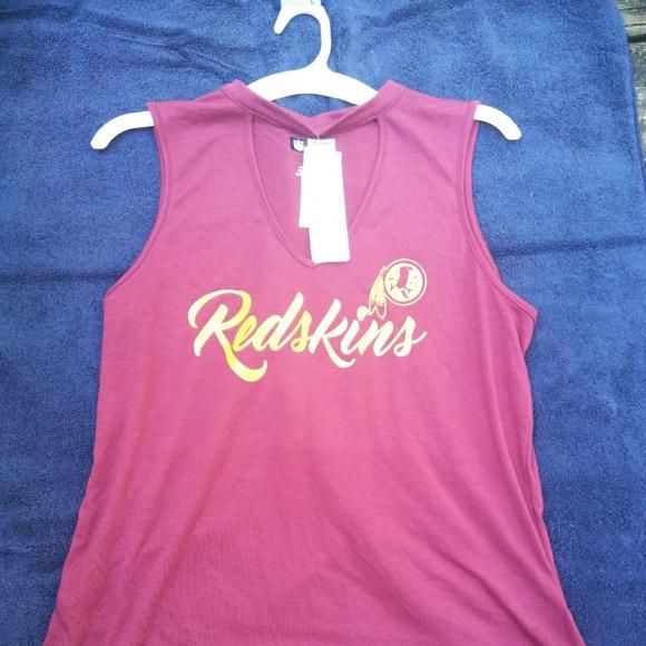 f691dd06 Womens Washington Redskins Tank